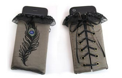Оригинальный чехол для мобильного телефона своими руками